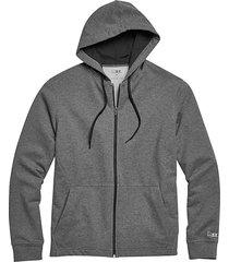 msx by michael strahan men's modern fit full-zip hoodie - size: xl