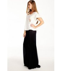 scripted wildfox groupie skirt