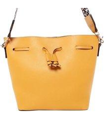 bolsa saco com transpasse 10208988 birô feminina