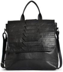 day & mood brenna top handle satchel