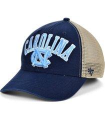 '47 brand north carolina tar heels outland trucker cap