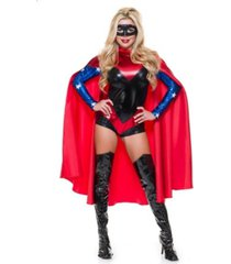 buyseasons red cape adult costume
