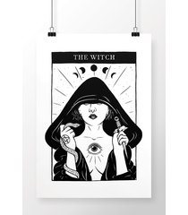 poster the witch