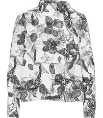 2nd laurene domingo blouse lange mouwen grijs 2ndday
