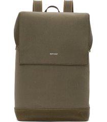 matt & nat hoxton backpack, olive