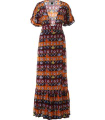 jessie western sun dance long dress