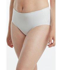 calzón blanco control abdominal y lumbar