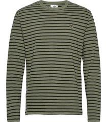 mel long sleeve t-shirts long-sleeved groen wood wood
