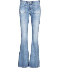 bootcut jeans diesel d-ebbey-x