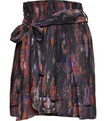 joee skirts wrap skirts svart iro