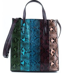 cartera multicolor xl diosa shopper