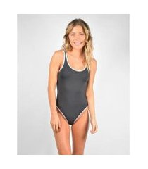 maio rip curl surf easy one piece feminino