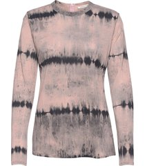 agnia t-shirts & tops long-sleeved roze rabens sal r