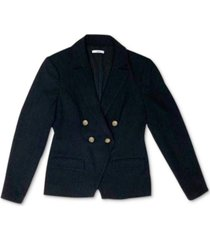 bar iii double-breasted blazer, created for macy's