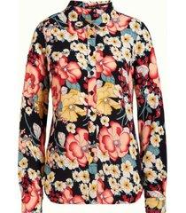 geprinte blouse rosie carioca