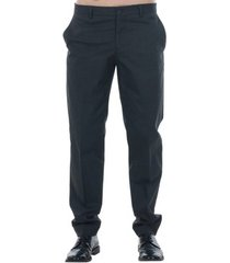 chino broek jack & jones 12113400 jprroy trouser kiv23 grey noos dark grey/slim fit
