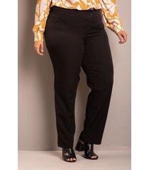 calça alfaiataria black plus size