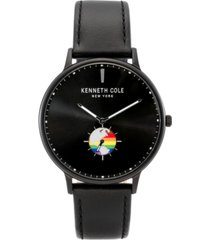 kenneth cole new york rainbow world pride strap watch