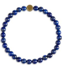 men's caputo & co. stone bead bracelet