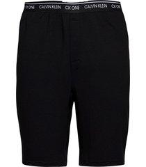 sleep short shorts casual svart calvin klein