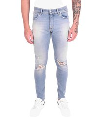 'destroyer' denim jeans