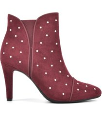 rialto chanted dress bootie women's shoes