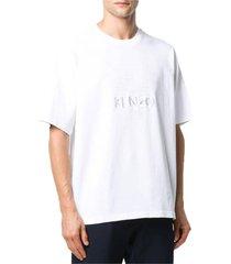 iriserende tijger t-shirt