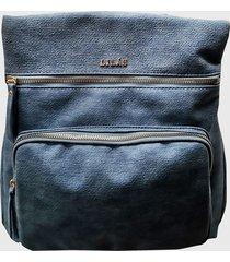 mochila eva azul lilas carteras