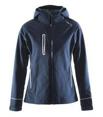 craft jas cortina ss jacket women dark navy