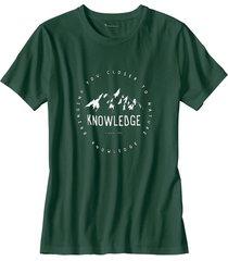 shirt met korte mouw van bio-katoen, groen xxl