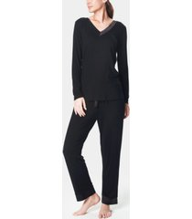 mood pajamas chic mood ultra soft women's pajama set