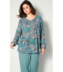 blouse sara lindholm salie::pink