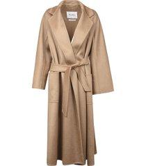 max mara belted long coat