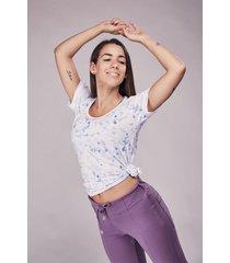 pantalón violeta aptitud (5917)