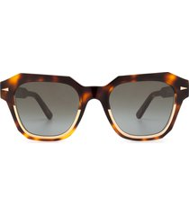 ahlem ahlem pont marie classic turtle sunglasses