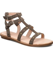 willow glad shoes summer shoes flat sandals grön clarks