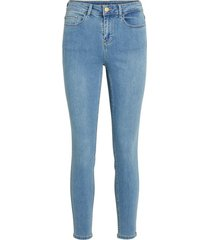 slim fit jeans cropped