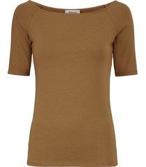 51774 tansy top, basic shortsleeve t-shirt