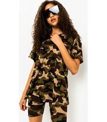 akira cadet short sleeve casual t shirt