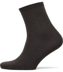 ladies anklesock, merino wool sock lingerie socks regular socks svart vogue