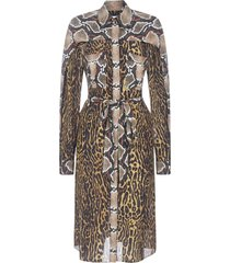 burberry chiffon costanza dress
