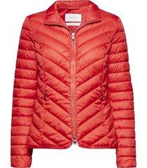 outdoor jacket no wo gevoerd jack oranje gerry weber
