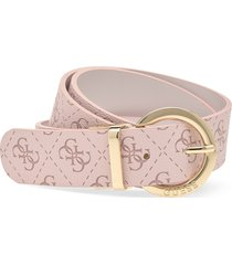 camy not adjustable pant belt bälte rosa guess