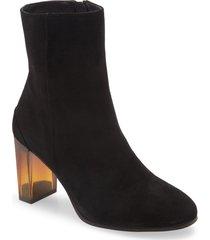 women's allsaints roka bootie, size 10us - black