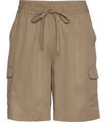 fqcomba-sho bermudashorts shorts beige free/quent
