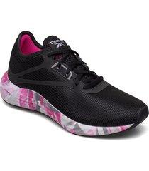 reebok flashfilm 3.0 shoes sport shoes running shoes svart reebok performance