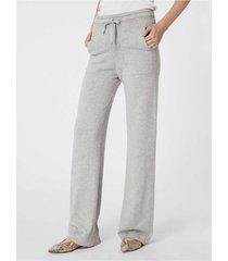 pantalón gris wanama mary knitted