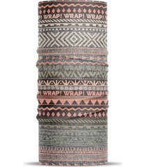 bandana multifuncional reciclada pastel ethnic wild wrap