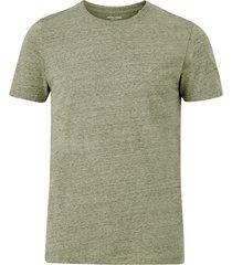 t-shirt jjemelange tee ss o-neck