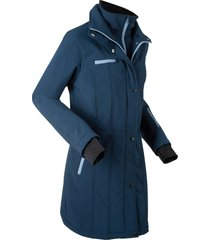 giacca in softshell elasticizzato (blu) - bpc bonprix collection